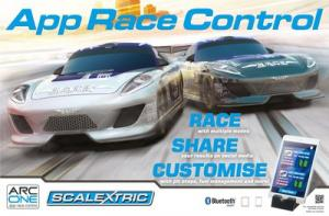SCX1329 Scalextric APP Race Control Set