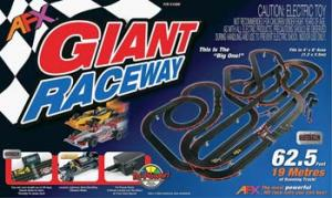 AFX21005 AFX Giant Raceway Set/Lap Counter