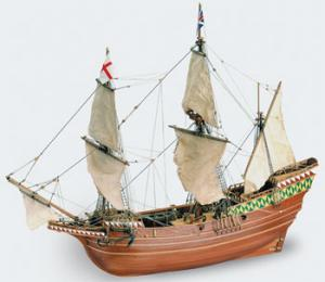 ART22451 Latina Wood 1/64 Mayflower