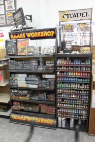 Games Workshop & Citadel Paints