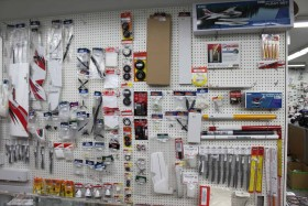 RC Aircraft Parts & Supplies