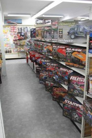 RC Electric Cars & Trucks